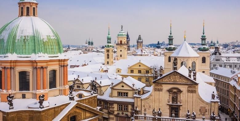 Valentinovo u Pragu*** - 3 dana s doručkom i prijevozom