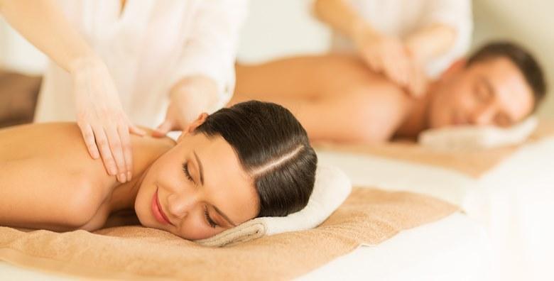 Masaža cijelog tijela čokoladom ili masaža leđa