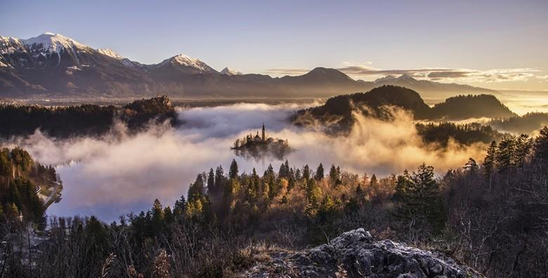 [BLED I LJUBLJANA] Doživite bajkovito ledenjačko jezero podno Julijskih Alpa i posjetite slovensku metropolu na rijeci Ljubljanici za 165 kn!