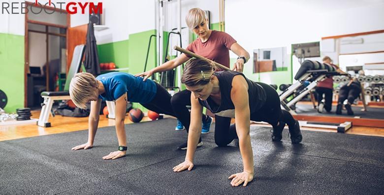 [REBOOT MOBILITY] Najbolji trening mobilnosti u gradu! U mjesec dana treninga poboljšat ćeš raspon zglobova i držanje te smanjiti svakodnevne bolove!