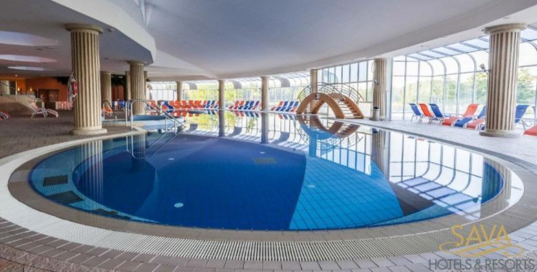 [TERME PTUJ] Grand Hotel Primus**** - 2 dana s polupansionom za dvoje uz neograničeno kupanje u termama te korištenje bazena i sauna za 769 kn!