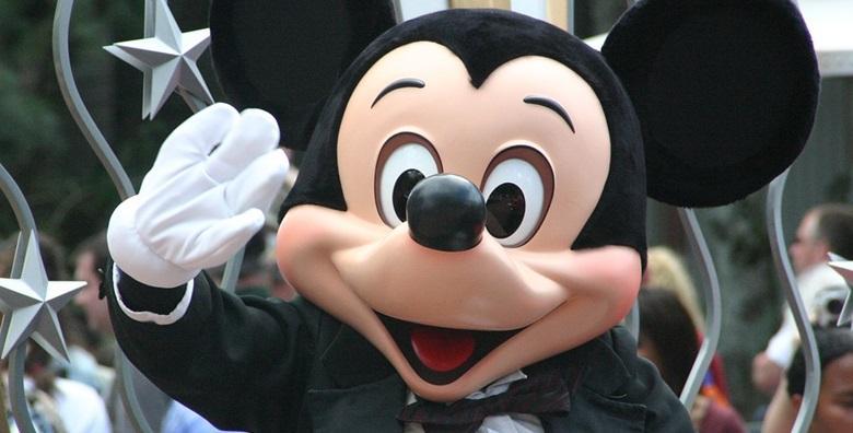 Minnie ili Mickey maskota