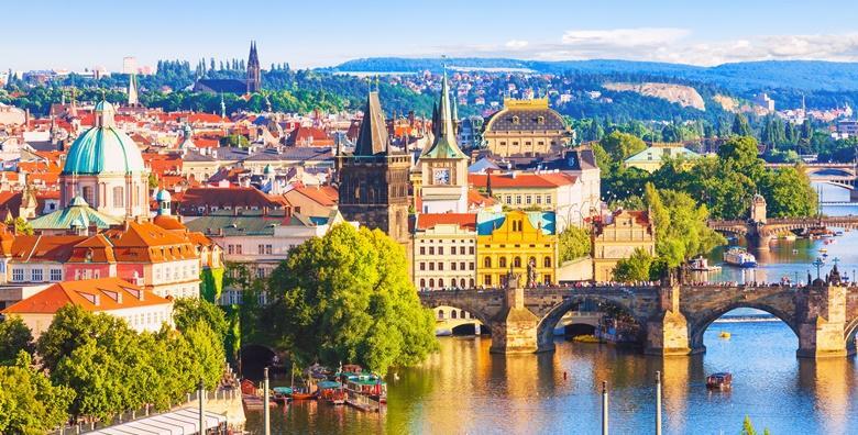 Proljeće u Pragu - 2 dana
