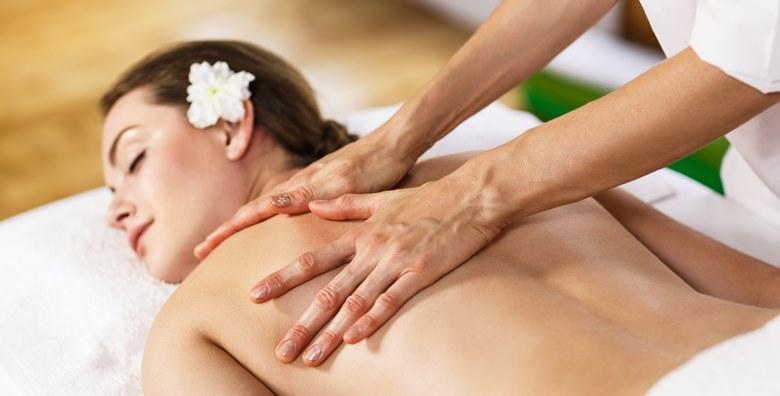 Medicinska, aroma ili antistres masaža tijela (60 min)