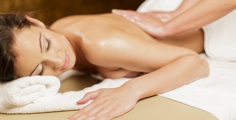 Masaža cijelog tijela u Salonu ljepote Lotus