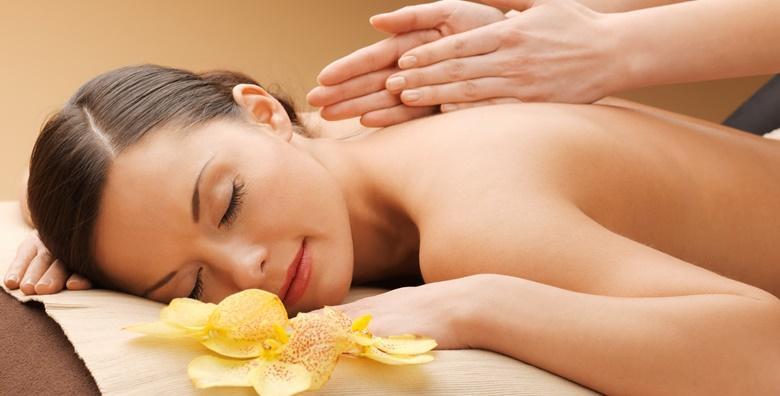 Parcijalna masaža nogu ili leđa u trajanju 30 minuta