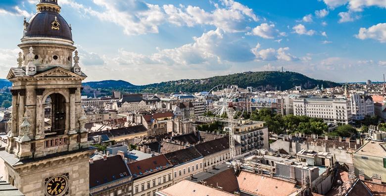 Budimpešta**** - 3, 4 ili 5 dana za 2 ili 3 osobe