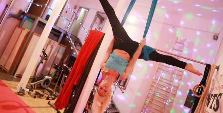 Ples na svili - mjesec dana vježbanja
