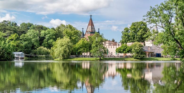 Park dvoraca Laxenburg i Seegrotte - izlet s prijevozom