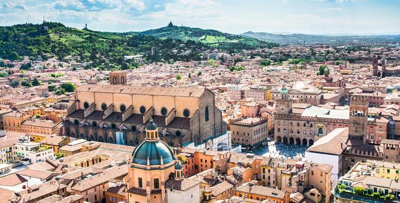 Italija, Bologna*** - 4 dana s doručkom za dvoje