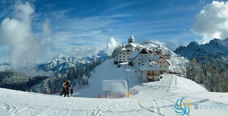 Skijanje u Italiji, Tarvisio - 8 dana uz uključen ski pass
