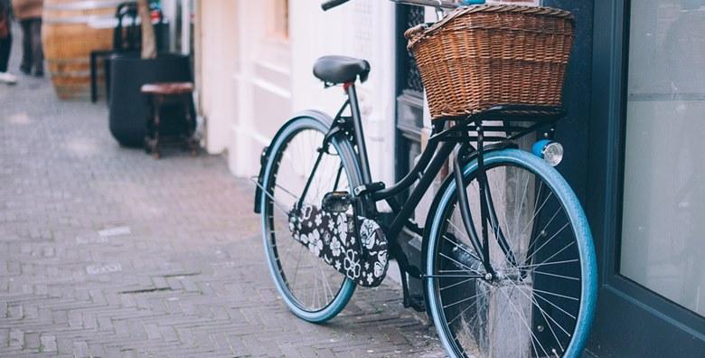 Servis bicikla - pumpanje guma, pregled kočnica i lanca