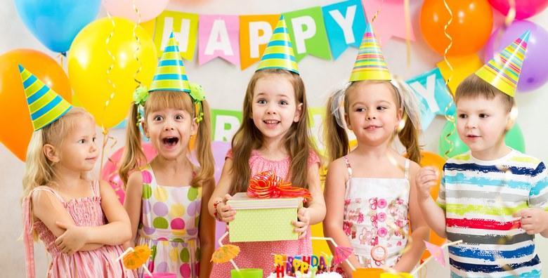 Dječji sportski rođendan - 2h proslave za 20 djece