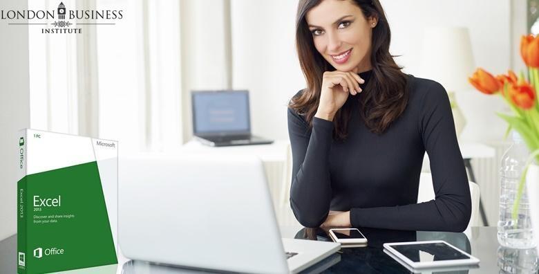 Excel online - 12 mjeseci za početnike ili napredne