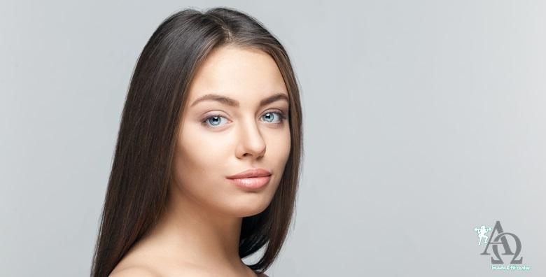Uklanjanje kapilara s lica ili bradavica