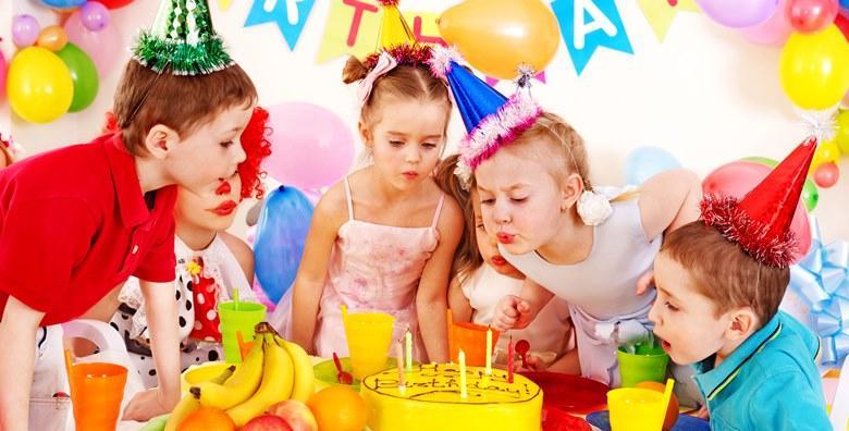Proslava rođendana za 20 djece u trajanju 2h