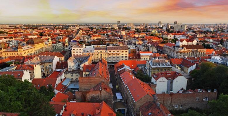 Zagreb**** - 2 ili 3 dana za troje u luksuznom apartmanu