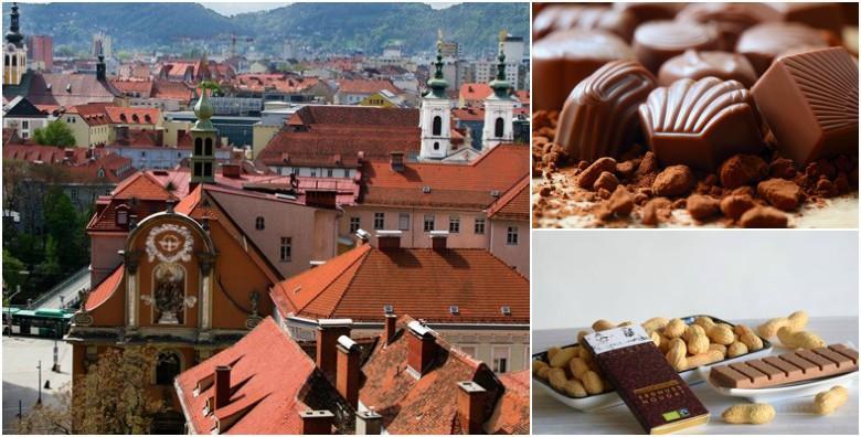 [GRAZ I ZOTTER] Zgrabite žlicu i uživajte u fontanama raznih vrsta čokolade uz posjet drugom najvećem gradu u Austriji za 169 kn!