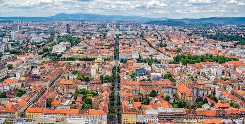 Zagreb*** - 2 dana za dvoje