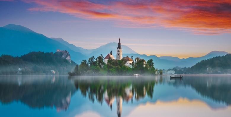 [BLED I BOHINJ] Uživajte u šetnji uz jezera, obiđite Bledsku utvrdu, posjetite crkvu Sv. Marije i zazvonite zvonom za sreću za 139 kn!