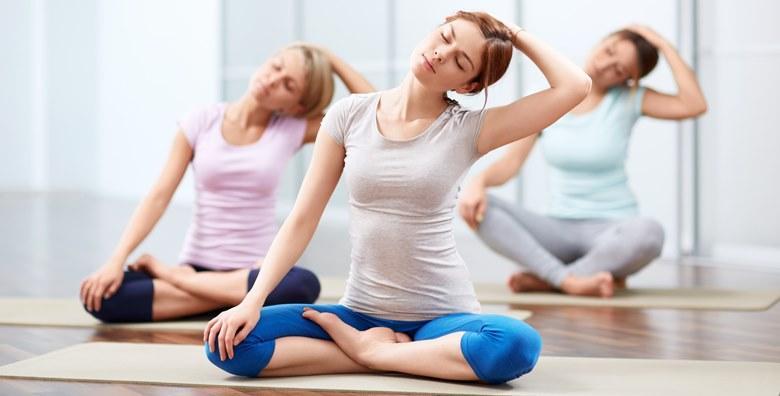 Jutarnja joga - mjesec dana 3x tjedno