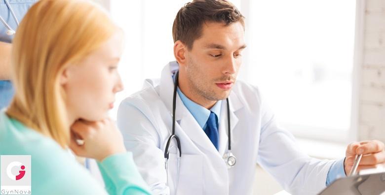 Ginekološki pregled, papa test, ultrazvuk i pregled dojki