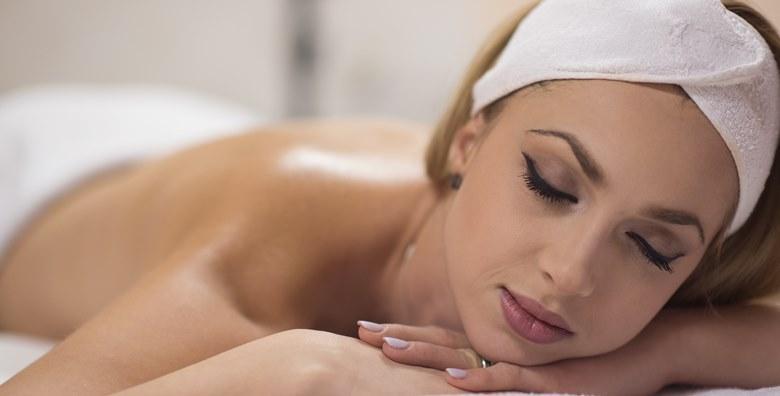 2 masaže leđa u salonu Golden Beauty