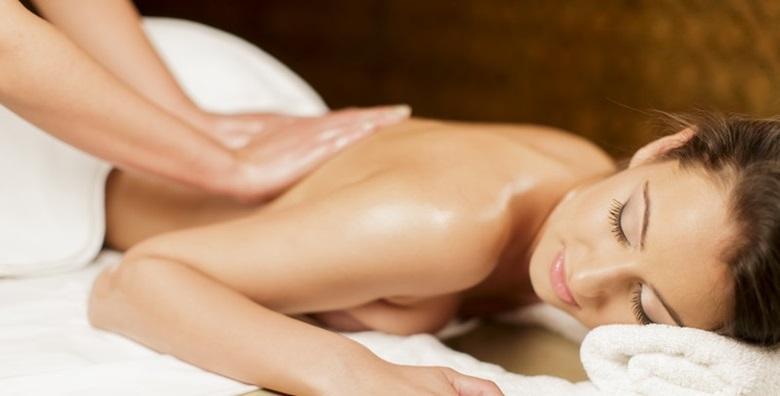 Sportsko medicinska masaža cijelog tijela za žene i muškarce