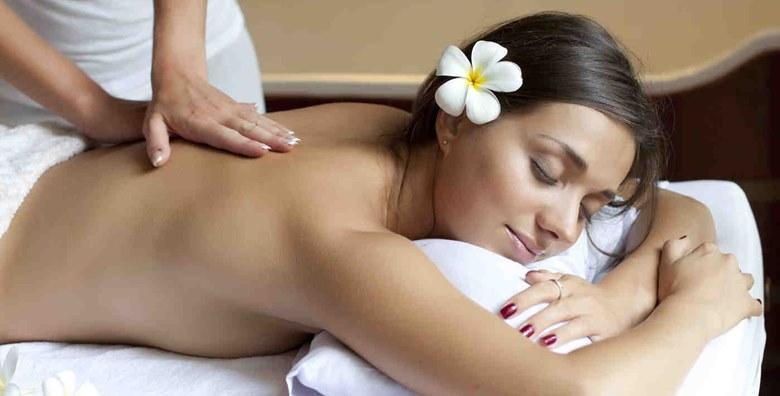 Sportsko medicinska masaža leđa ili nogu