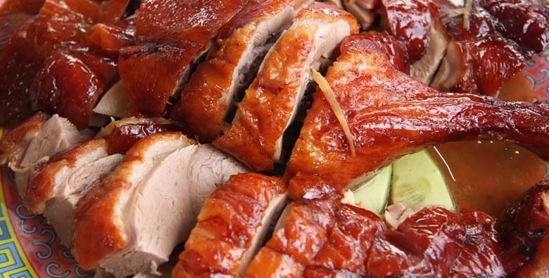 Pržena patka i piletina na Szechuan način