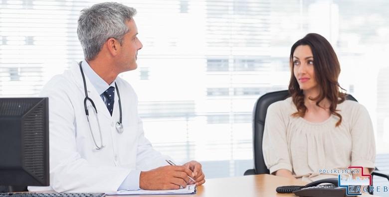 Ginekološki pregled, ultrazvuk i papa test