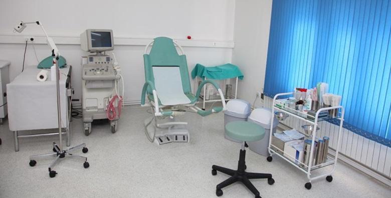 Ginekološki pregled, papa test i ultrazvuk uz color doppler
