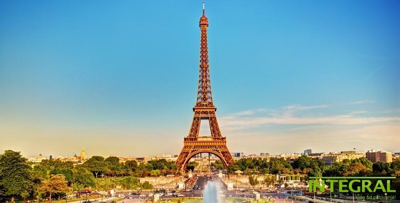 Pariz - 4 noćenja s doručkom u hotelu 2/3* i prijevozom
