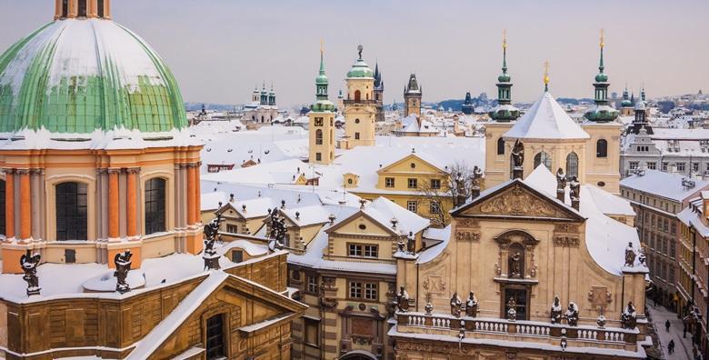 Prag*** i Češki Krumlov - 3 dana s doručkom i prijevozom
