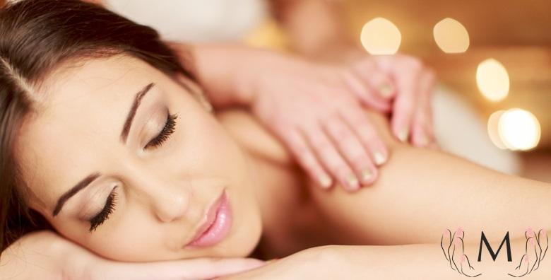 Klasična ili aroma masaža leđa ili nogu