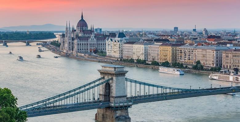 Budimpešta**** - 2 dana s doručkom i prijevozom