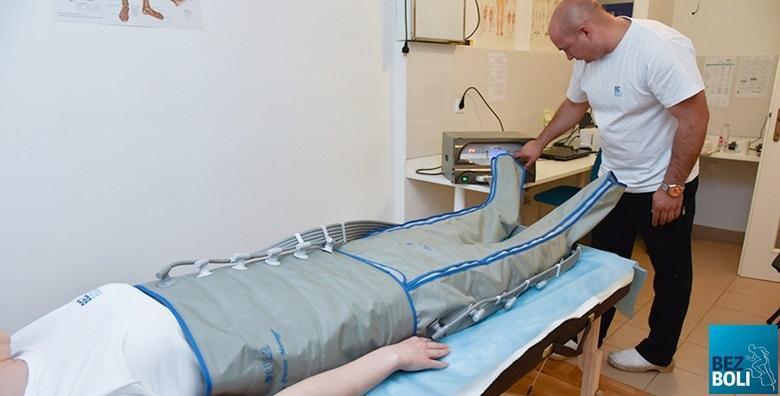 5 limfnih drenaža i 5 Kinesio tape tretmana