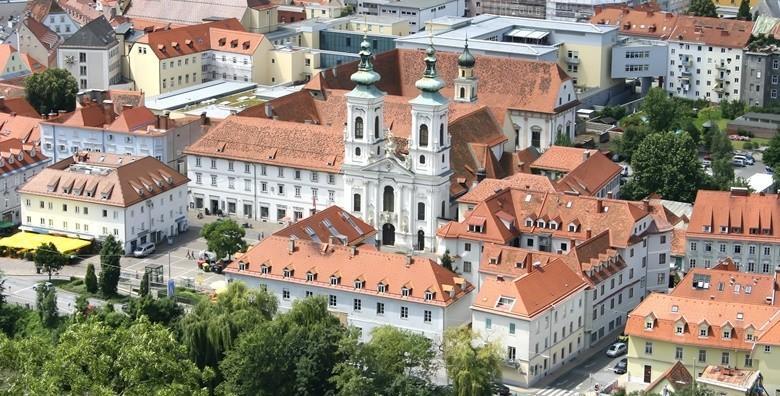 Graz i dvorac Kornberg - izlet s prijevozom