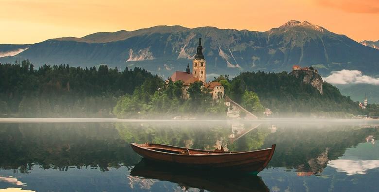 [BLED I LJUBLJANA] Uživajte u bajci na ledenjačkom jezeru i posjetite simpatičnu slovensku metropolu za 145 kn!