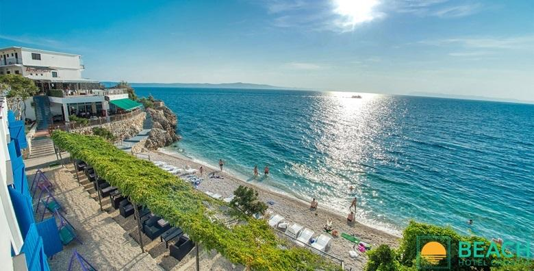 Makarska rivijera, Hotel Plaža*** - 4, 6 ili 8 dana