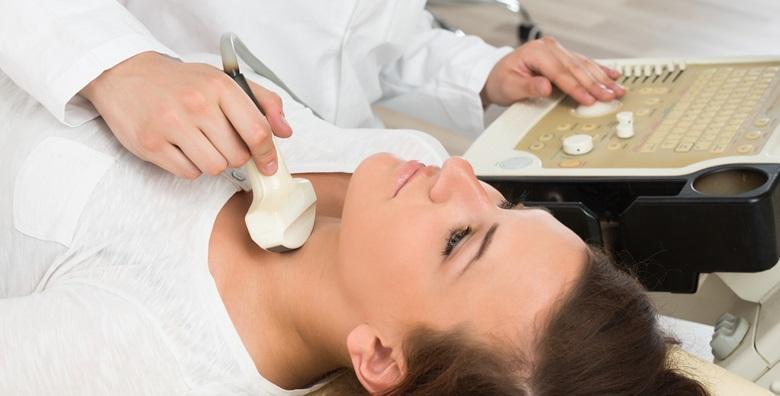 Ultrazvuk štitnjače uz uključen pregled