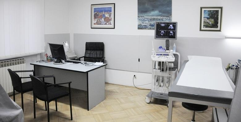 Ultrazvuk urotrakta za muškarce u Poliklinici Kvarantan