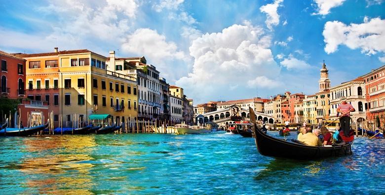 [VENECIJA I OTOCI LAGUNE] Provedite vikend u gradu romantike i posjetite šarene otoke - 2 dana s doručkom u hotelu*** i prijevozom za 449 kn!