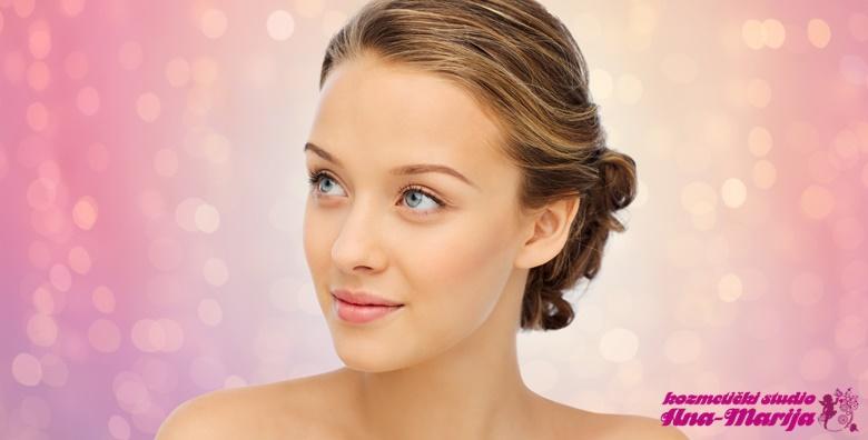 Mezoterapija, hijaluron i piling uz masažu lica
