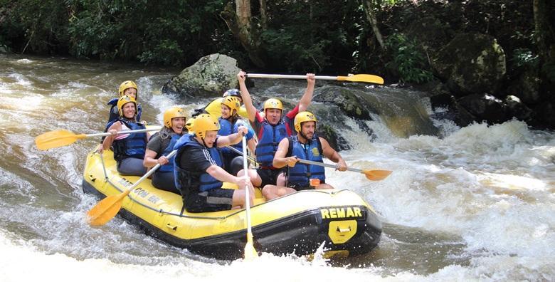 Rafting na rijeci Tari ili jeep safari - 3 dana