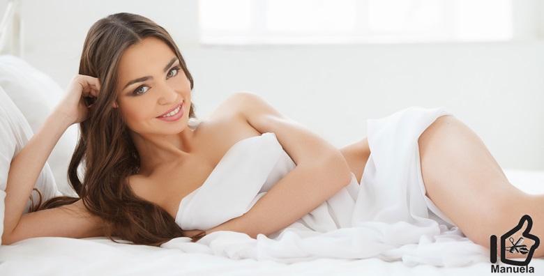 45 tretmana trajnog uklanjanja dlačica s cijelog tijela