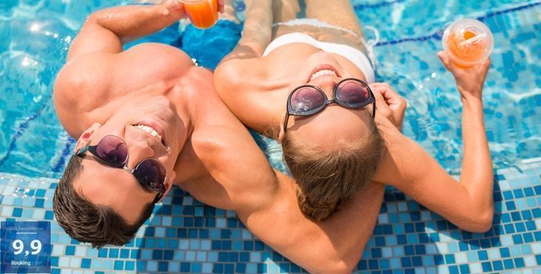 [TOPLICE SV. MARTIN] 3 dana za dvoje u novouređenom apartmanu 3/4* uz neograničeno kupanje u vanjskim i unutarnjim bazenima termi za 599 kn!