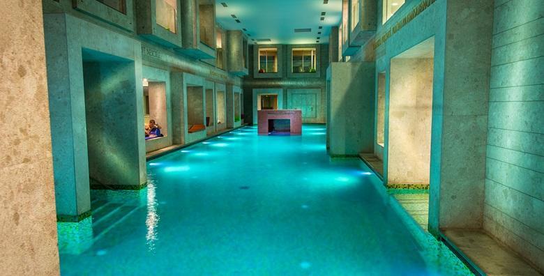 [RIMSKE TERME] Slovenija - 3 dana s doručkom za dvoje u luksuznom hotelu Zdraviliški dvor**** uz neograničeno kupanje i fitness za 1.045 kn!