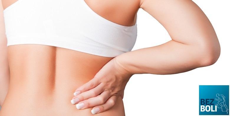 Fizikalna terapija - 5 tretmana