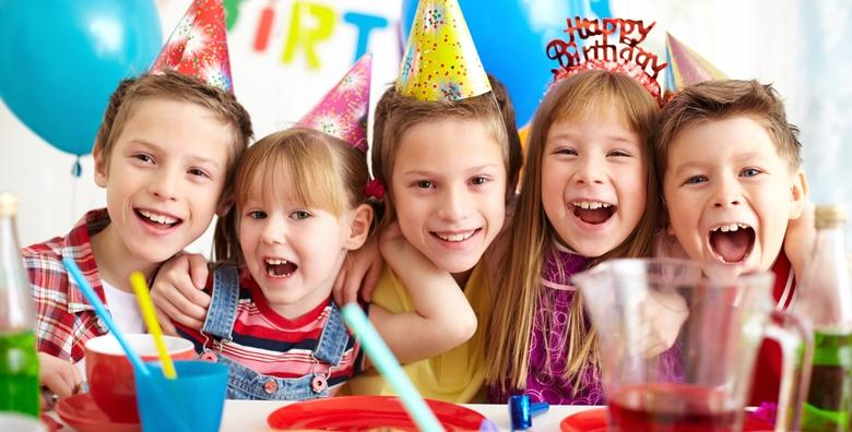 Dječji rođendan - 2h lude zabave ili najam prostora
